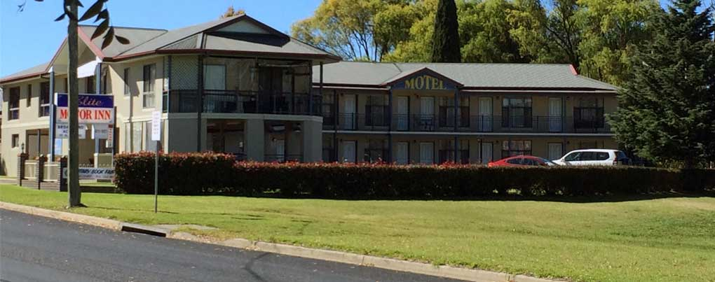 4 Star rated quality motel accommodation in the beautiful Armidale